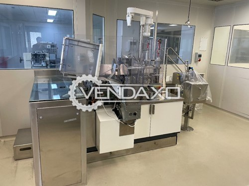Buy New Ointment Filling & Packaging Line - 5 to 20g