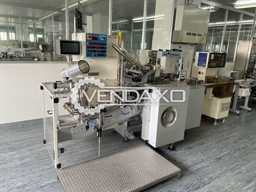 Buy New Cartoner Packaging Line - 3800 to 4300 Blisters