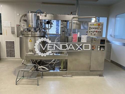 Buy New Fryma Homogenizer and Blender Machine - 300 Kg Per Load
