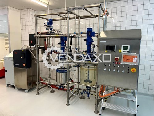 Buy New Pilot Scale Reactor System + Centrifuge