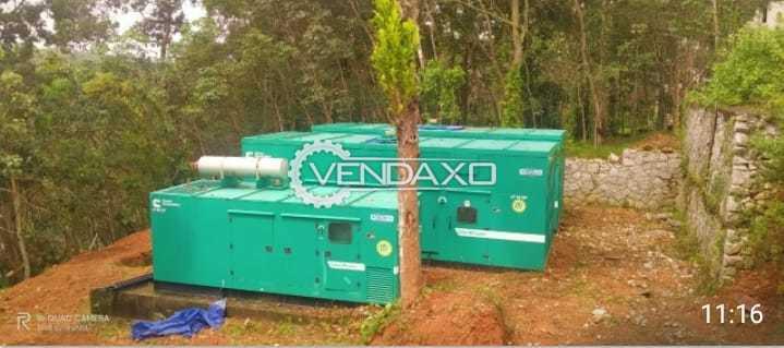 3 Set OF Cummins Make Diesel Generator - 400 & 750 Kva