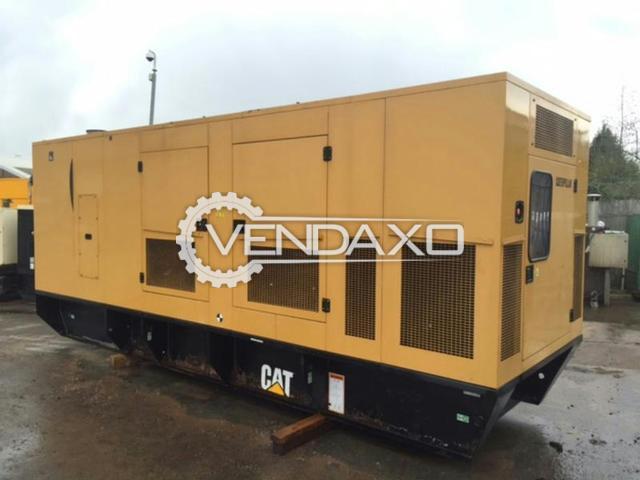 CAT C18 Super Silent Generator - 750 Kva