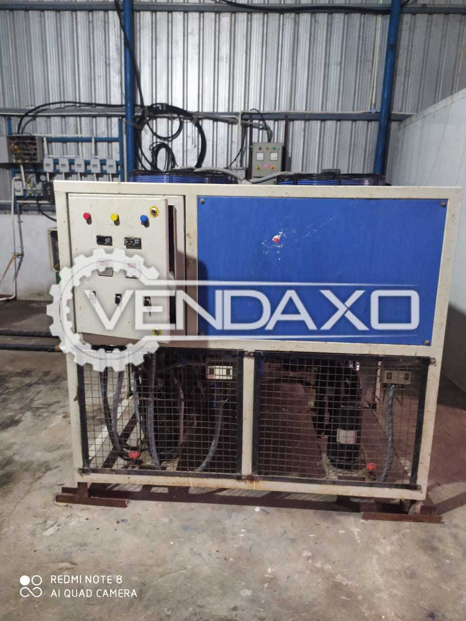 Available For Sale Dairy Milk Machinery Plant - 1 KL