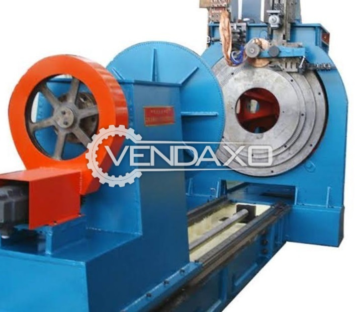 For Sale Used Welded Wedge Wire Screen Manufacturing Machinery