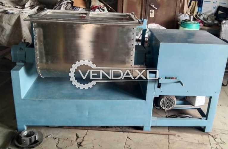 For Sale Used Mass Mixer - 100 KG