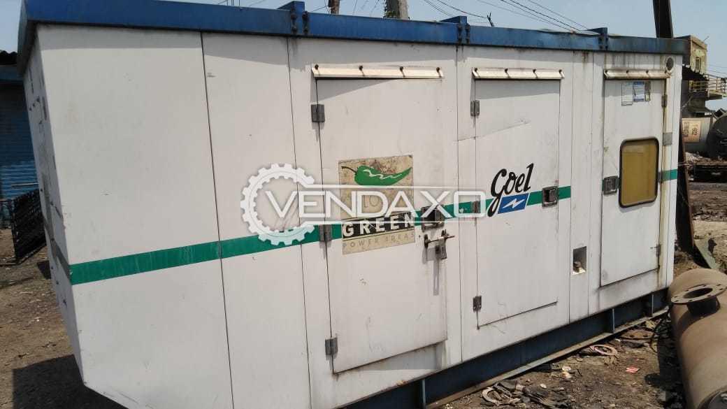 Kirloskar Green Diesel Generator - 200 Kva, 2012 Model