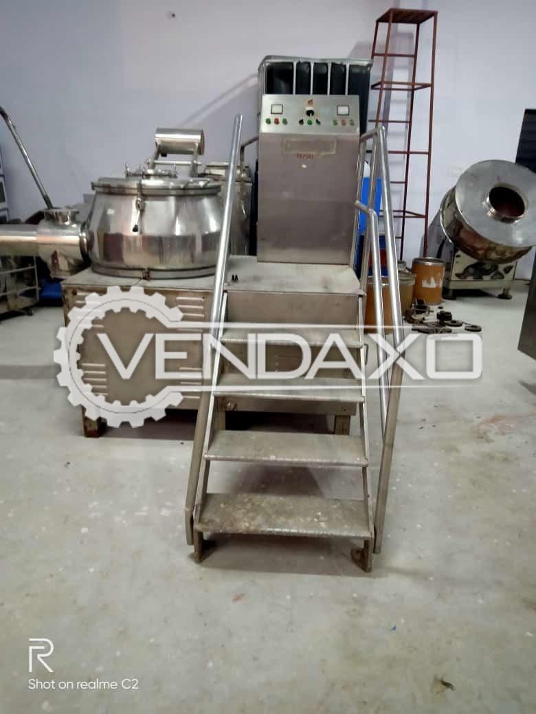 Chamunda Rapid Mixing Granulation (RMG) - 150 Liter