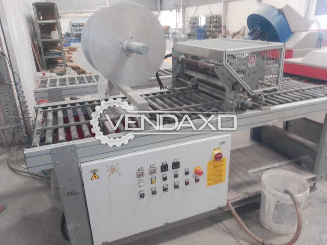 For Sale Used Italy Make Ceramic and Glass Machinery Plant