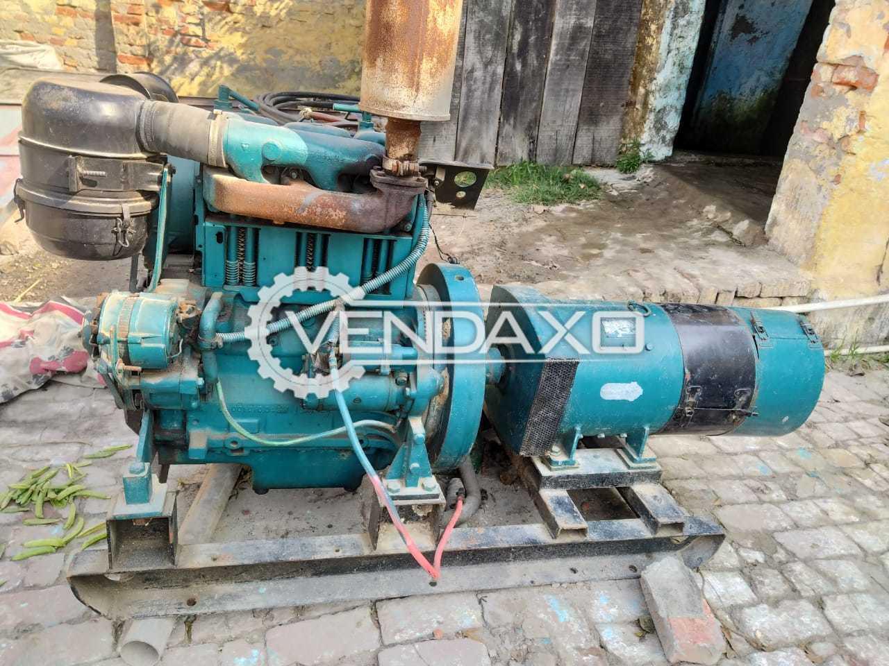 For Sale Used CM180M Diesel Generator - 22.5 Kva