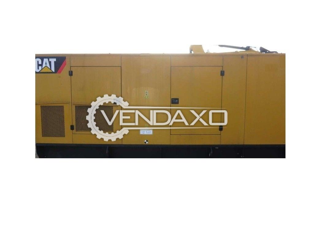 CAT C15 Super Silent Generator - 625 kVA