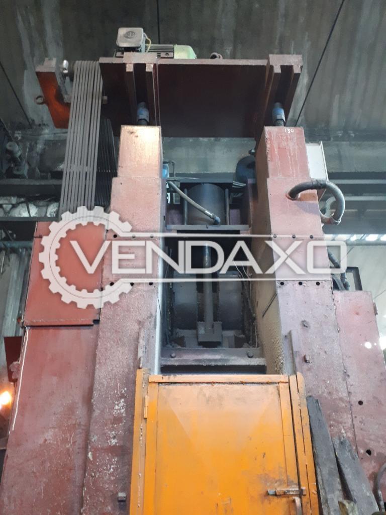Manzoni Forging Press - 750 Ton