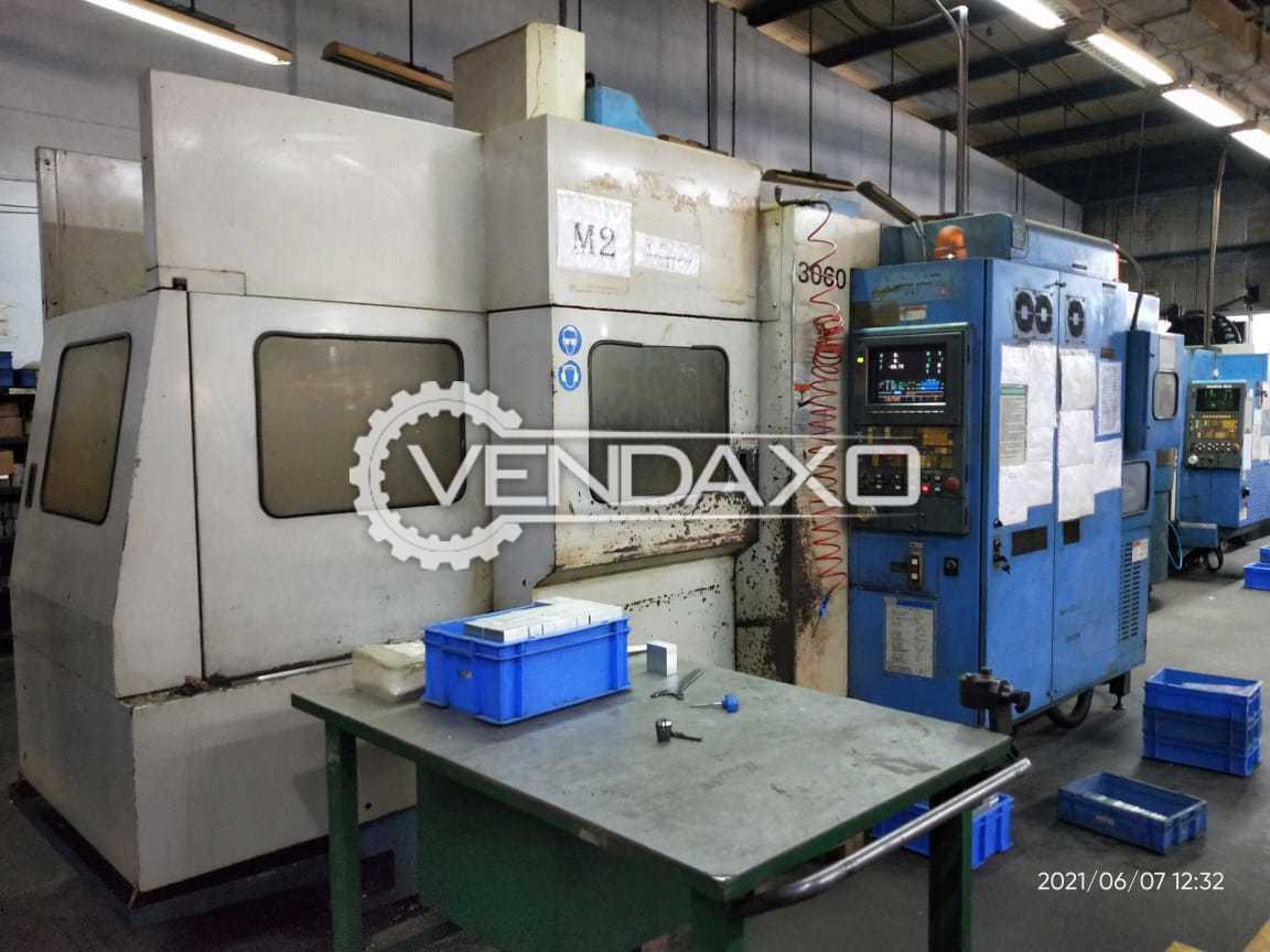 Mazak AJV32/604 CNC Vertical Machining Center VMC - 560 x 410 x 400 mm