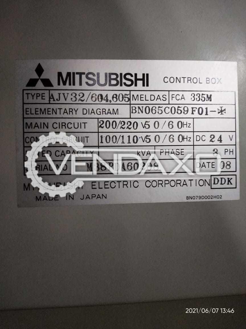 Ajv32 604 electrical