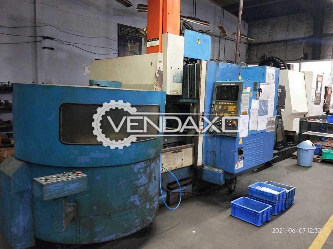 Mazak AJV 18N CNC Vertical Machining Center VMC - 560 x 410 x 400 mm