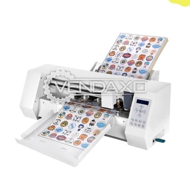 Hamada A13 Autofeeding Digital Die Cutting Machine - 350 mm