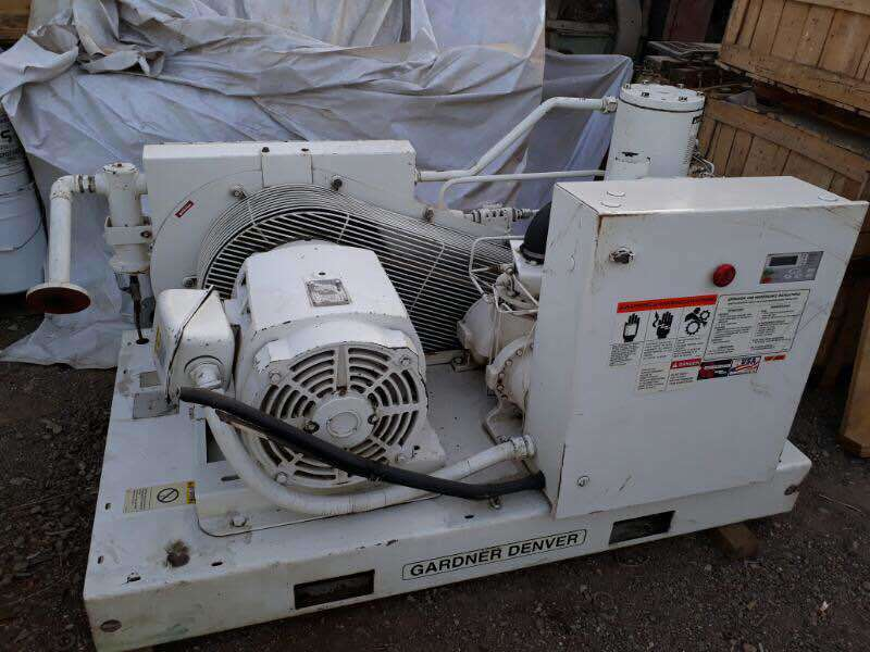 Gardner Denver Air Compressor- Screw Type