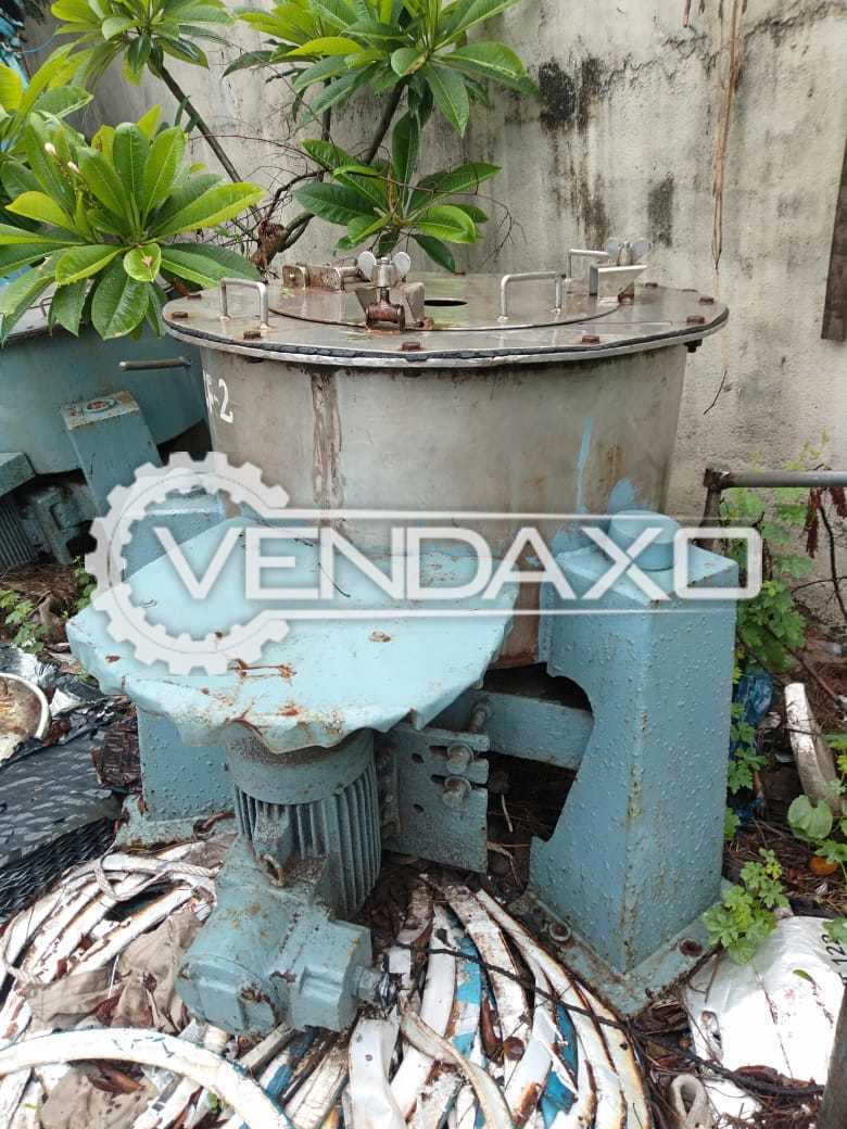 For Sale Used Centrifuge - 24 Inch With FLP Motor