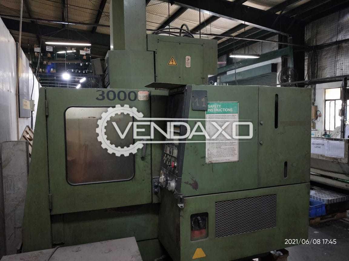 Mazak VQC15/40 CNC Vertical Machining Center VMC - 535 x 410 x 381mm