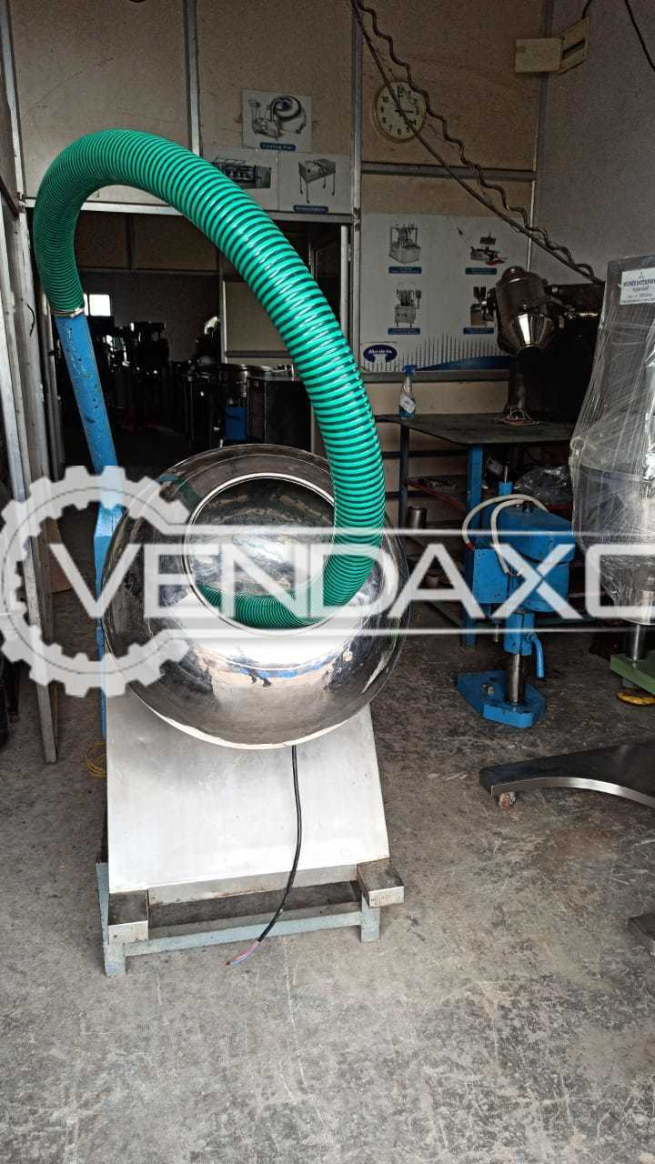 For Sale Used Coating Pan - 24 Inch, GMP Model