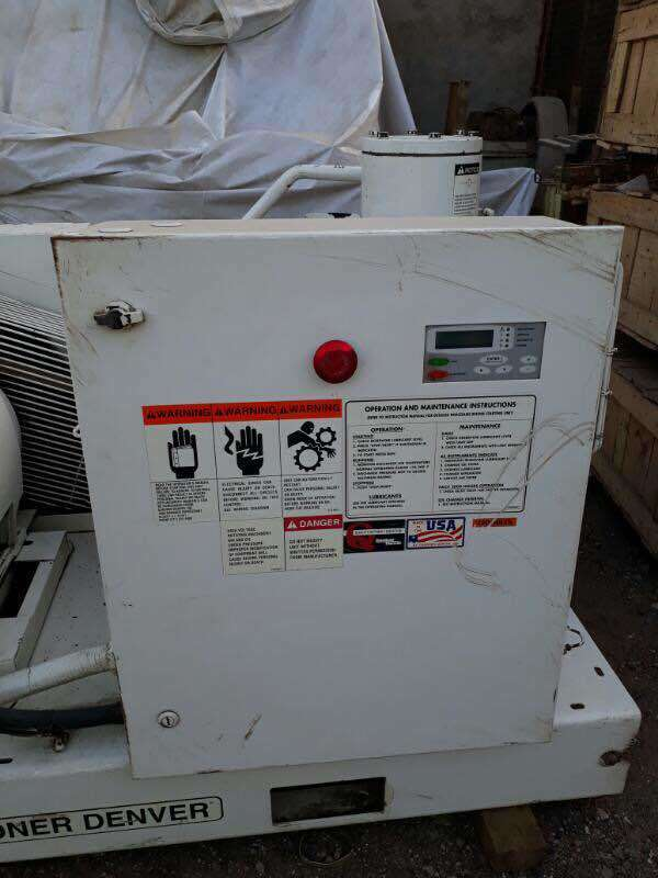 Air compressor 4