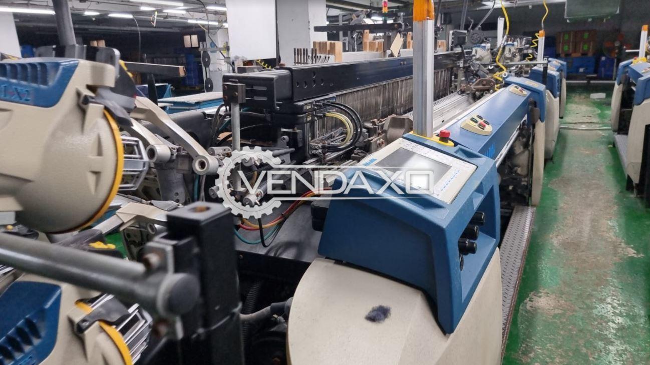 12 Set OF Picanol Omni Plus 800 Loom Machine - Width - 190 to 220 CM