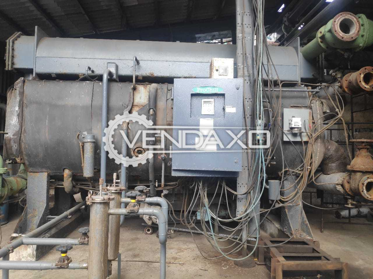 For Sale Used Vapour Absorption Chiller VAC Plant