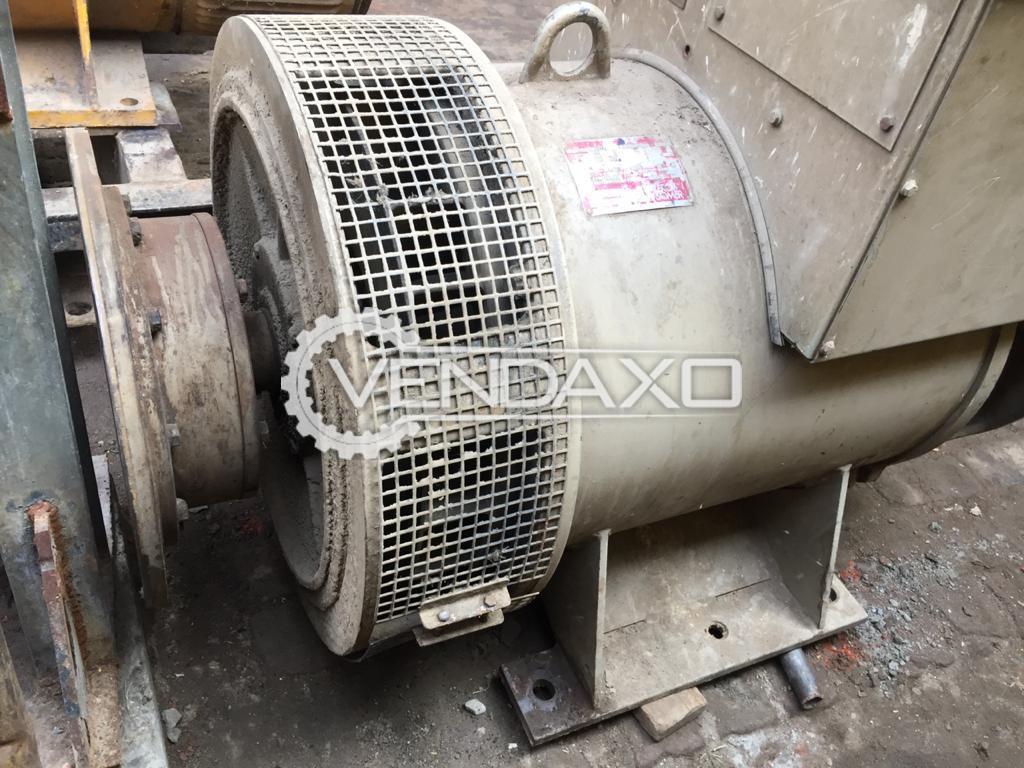 Leroy Somer Diesel Generator Engine - 400 Kva