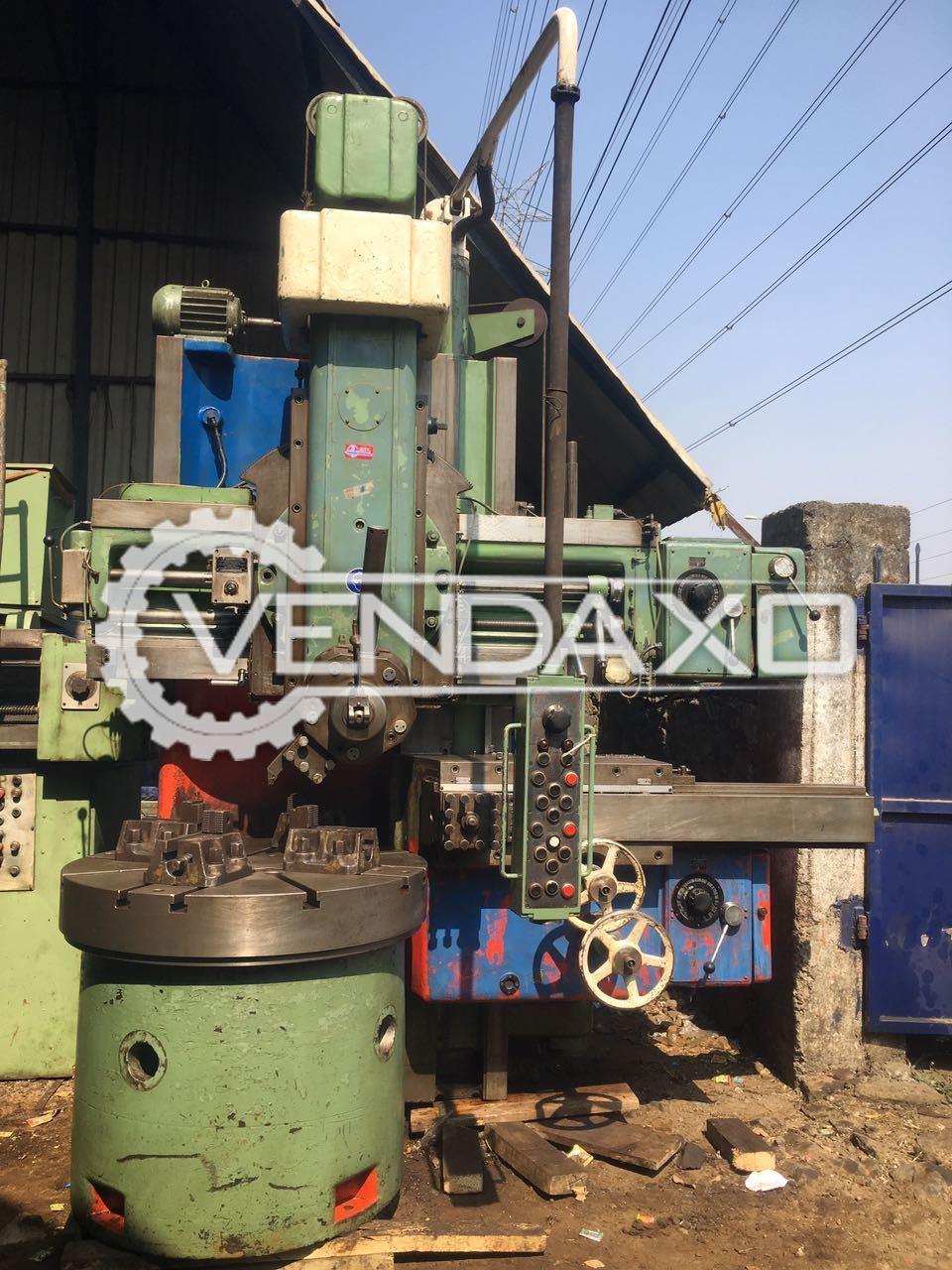 STANKO 1531-M Vertical Turret Lathe Machine