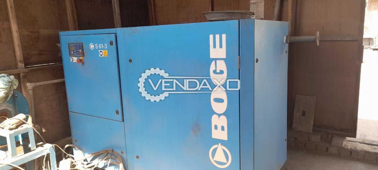 Boge Diesel Generator - 40 Kva, 2013 Model