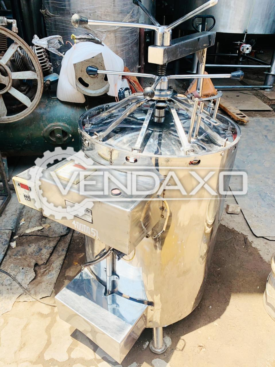 For Sale Used Mixer - 100 Liter