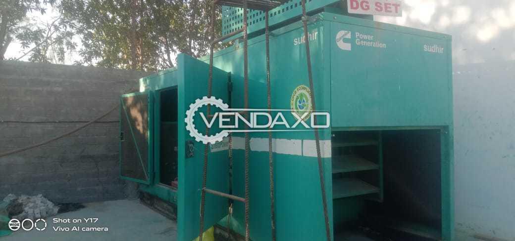 Cummins Sudhir Diesel Generator - 200 Kva