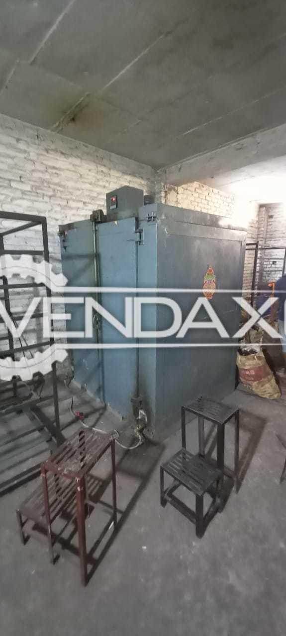 For Sale Complete Setup OF Powder Coating Plant