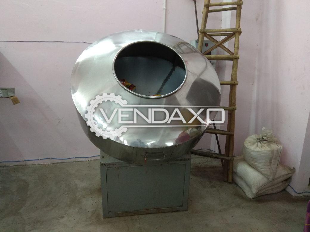 Coating Pan - 100 Kg