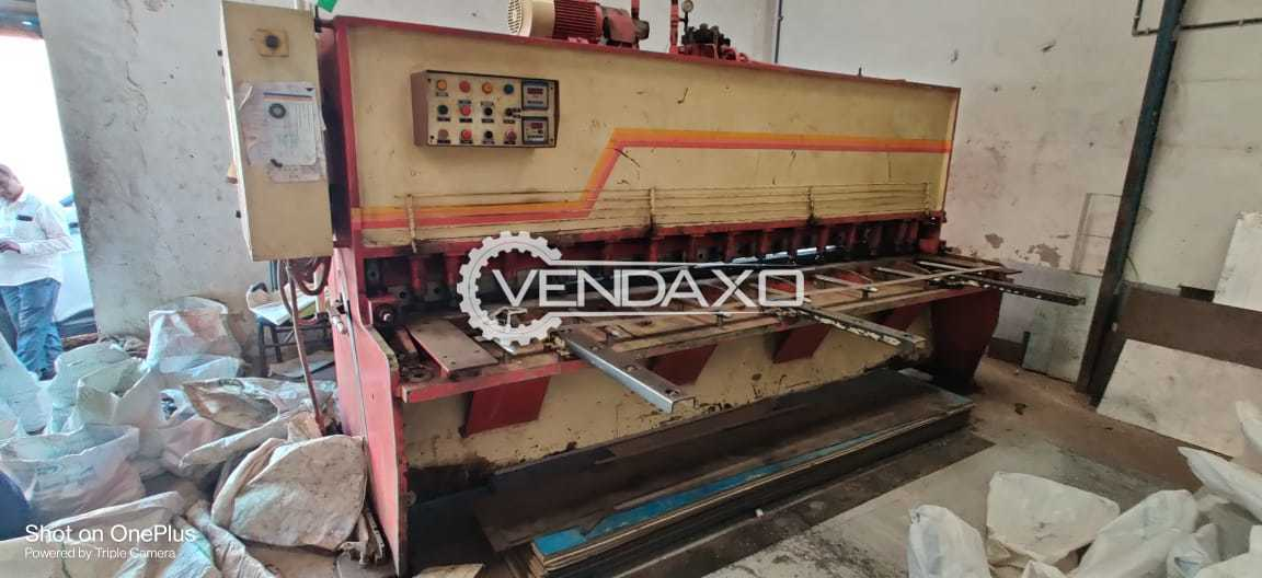 Jackson Shearing Machine - 3 Meter x 6 mm