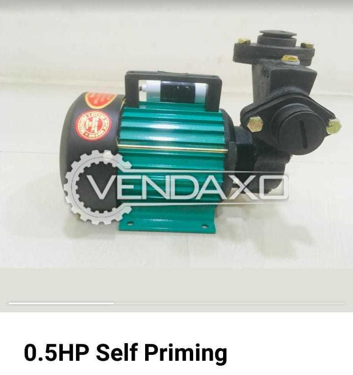 For Sale Used Self Priming Motor - 0.5 HP