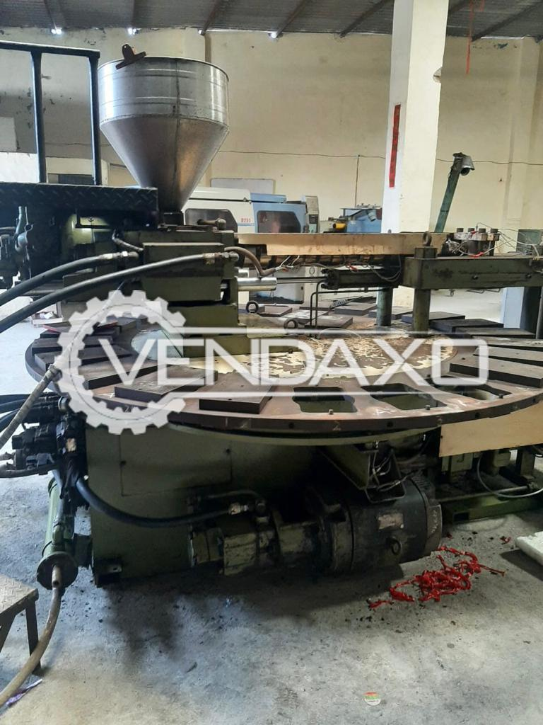 Taiwan Sole Making Machine - 20 Station