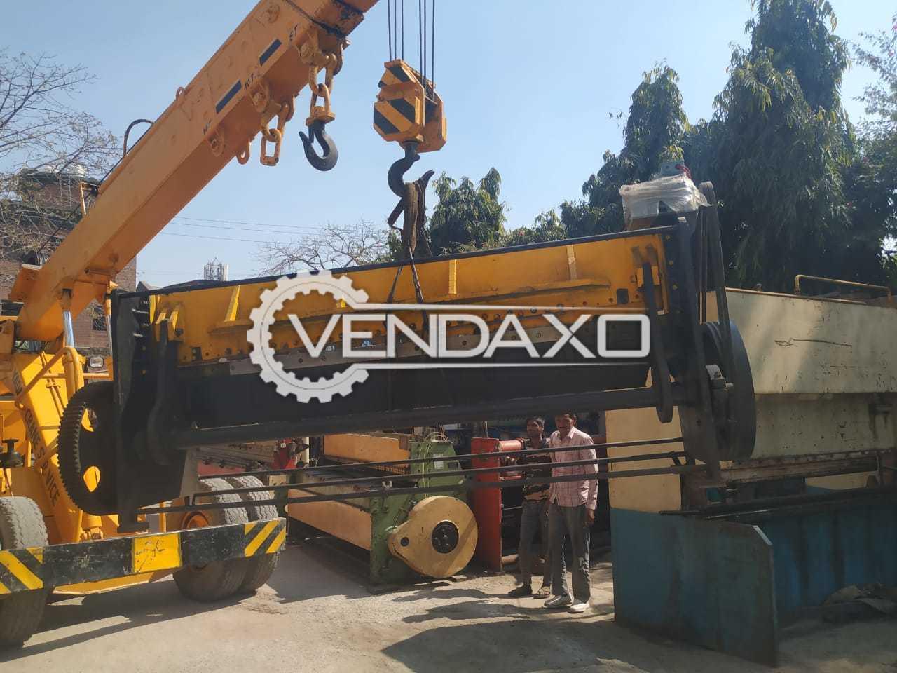 For Sale Used Bending Machine - 8 Meter x 5 mm