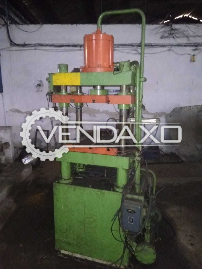 For Sale Used Complete Kabja Manufacturing Unit