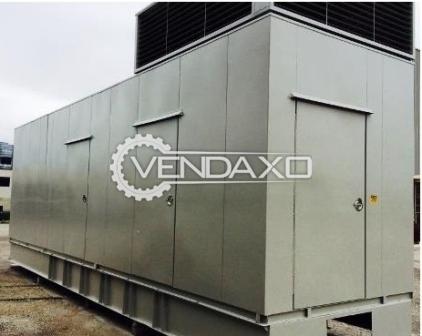 Cummins KTA50-G9 Generator - 1500 KW
