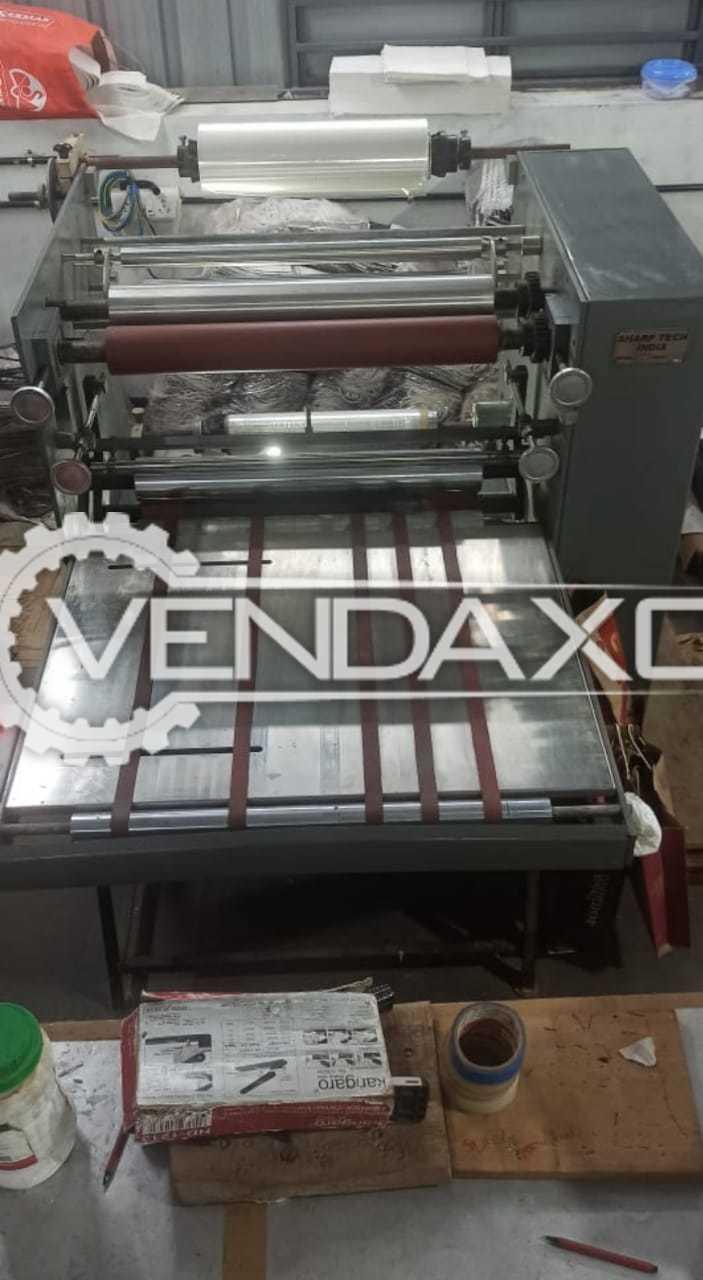 For Sale Used Sharp Tech Lamination Machine