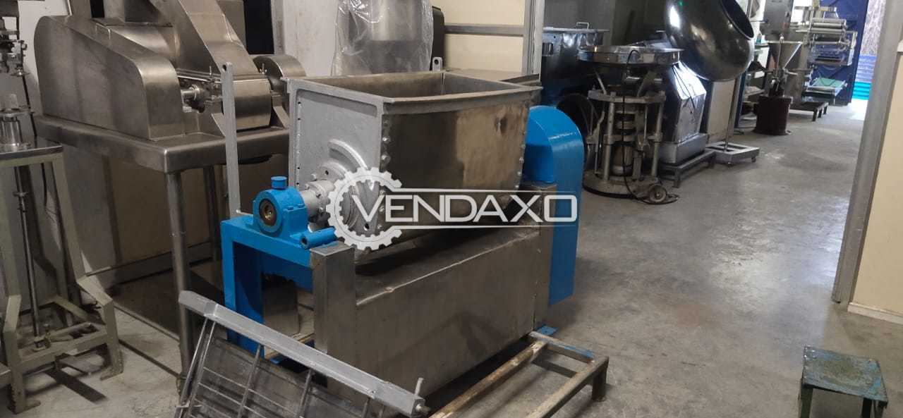 For Sale Used MASS Mixer - 50 KG