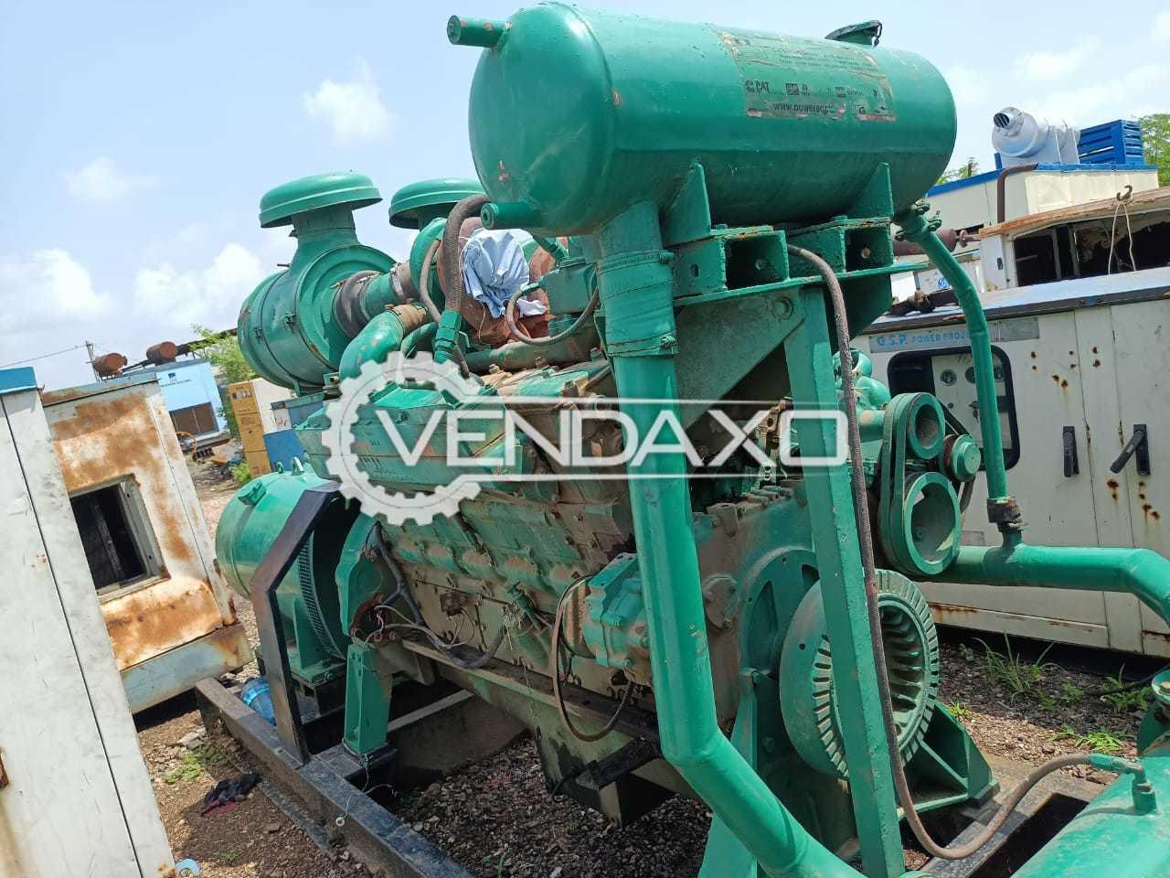 Caterpillar Diesel Generator Engine - 500 Kva