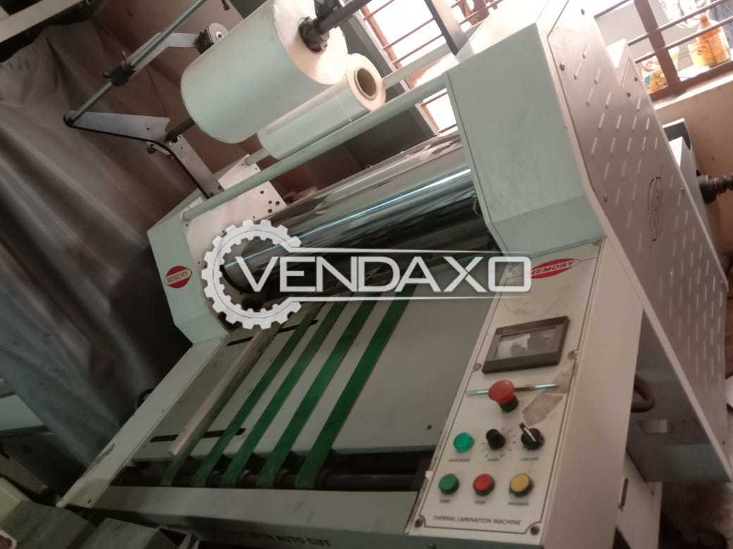 For Sale Used Thermal Lamination Machine - 32 Inch