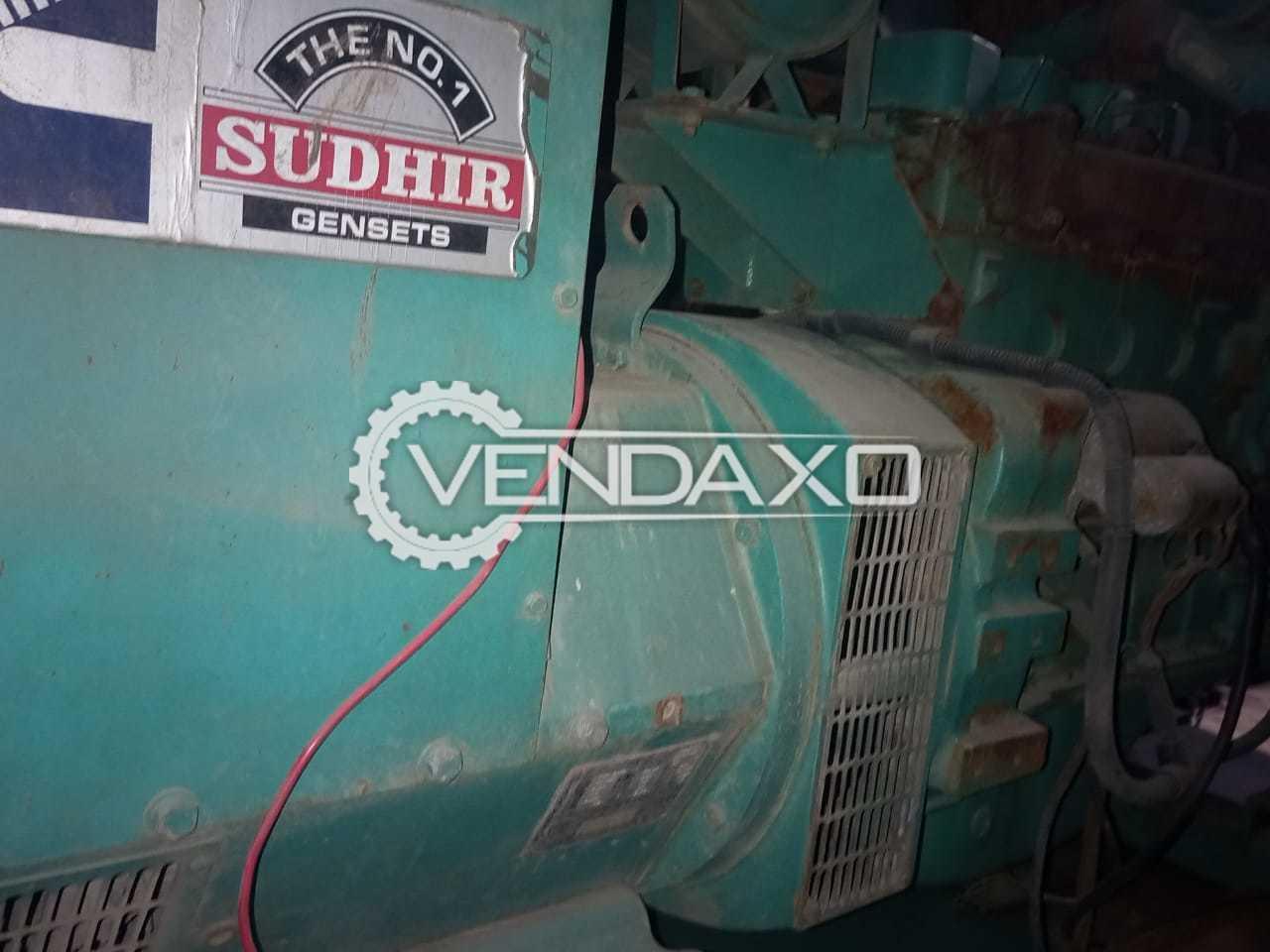 Sudhir Diesel Generator - 82.5 Kva