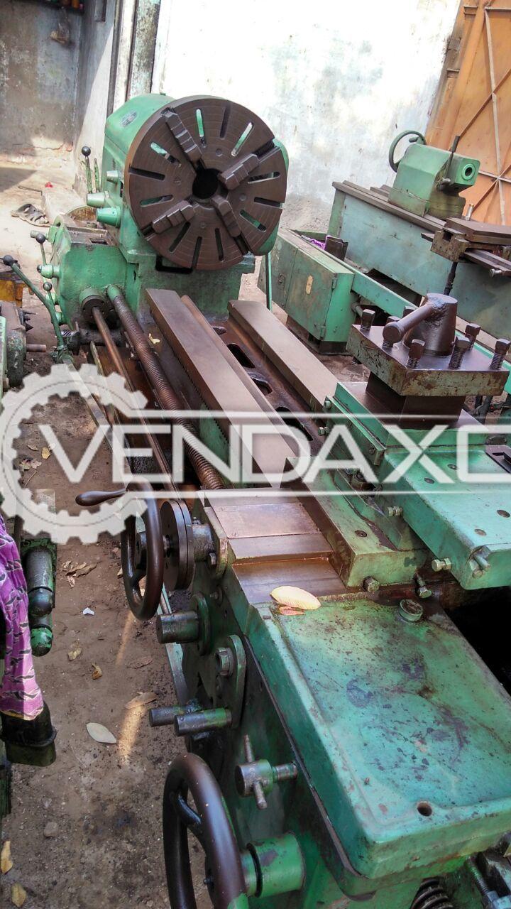 Bombay Lathe Machine