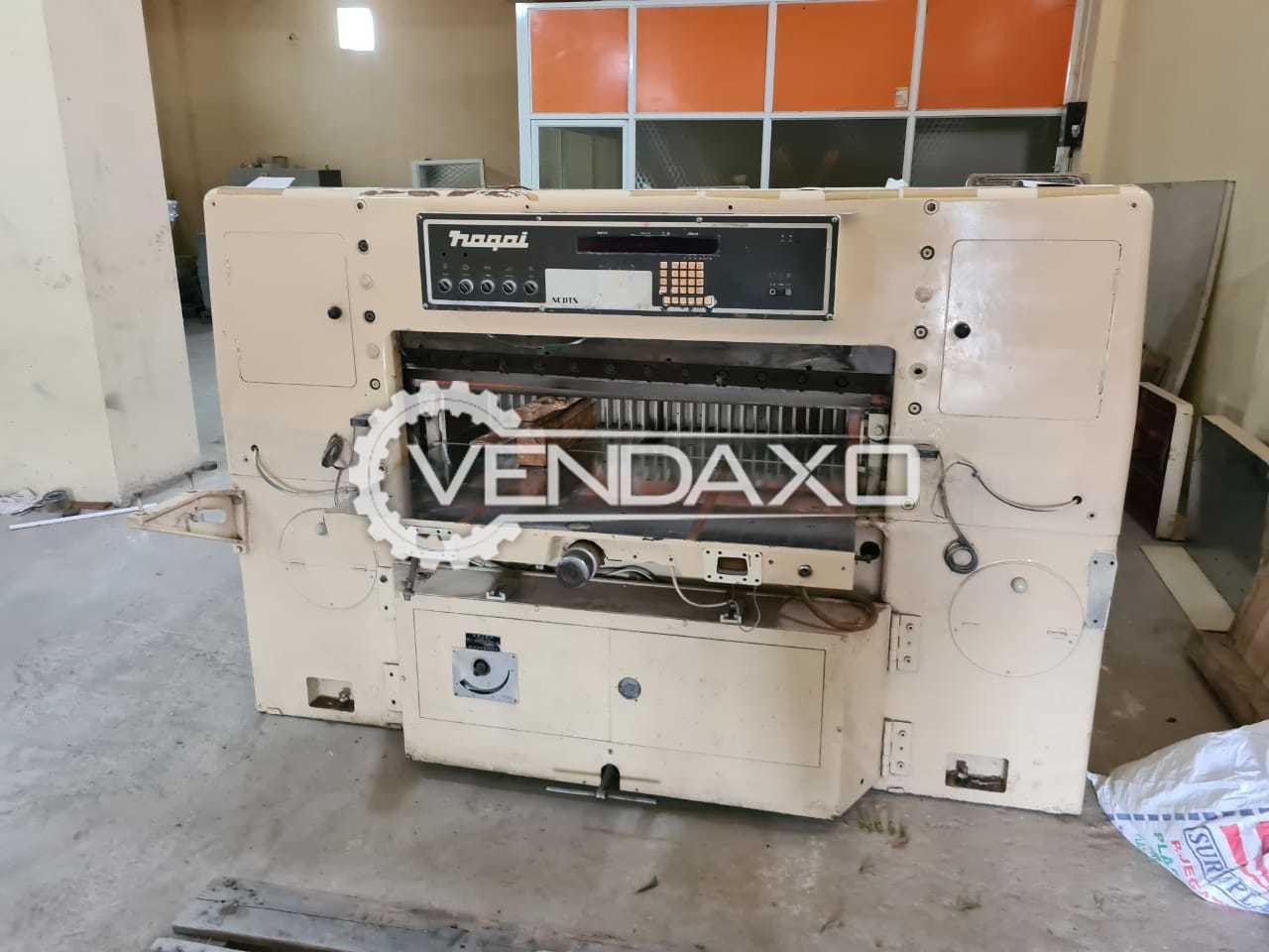 Nagai 115 Paper Cutting Machine - 115 CM