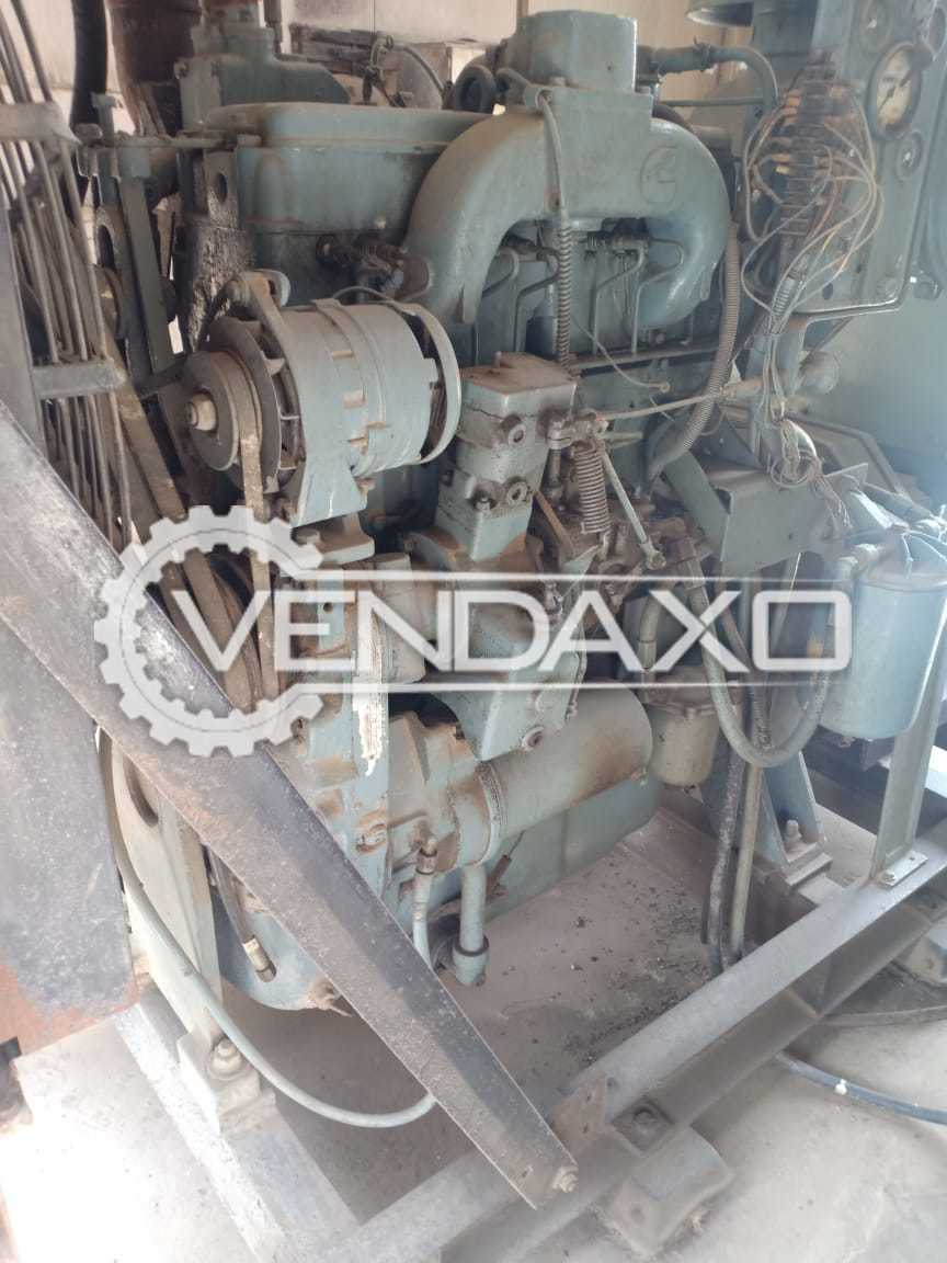 For Sale Used Diesel Generator Engine - 125 Kva, 2000 Model