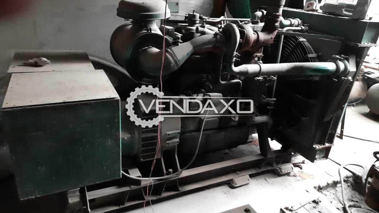 Cummins Jakson Diesel Generator Engine - 180 Kva
