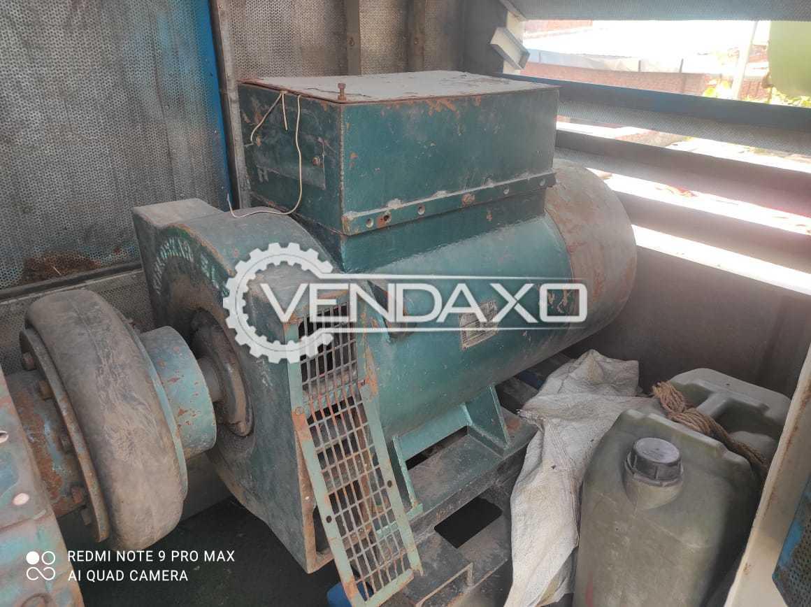Kirloskar Diesel Generator - 110 Kva