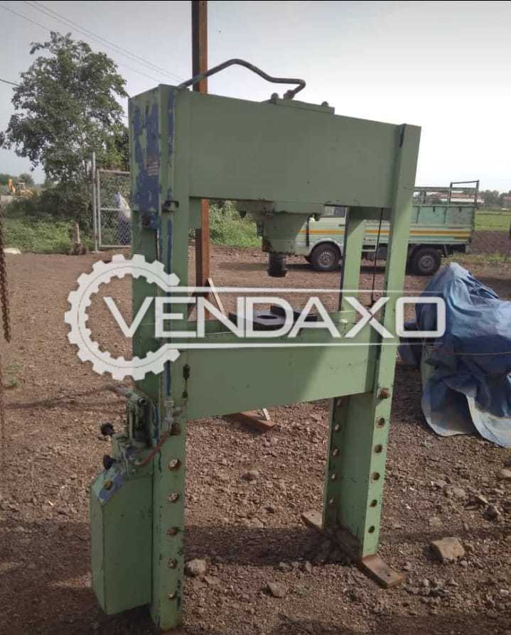 For Sale Used Power Press - 30 Ton